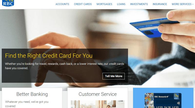 Royal Bank Credit Card