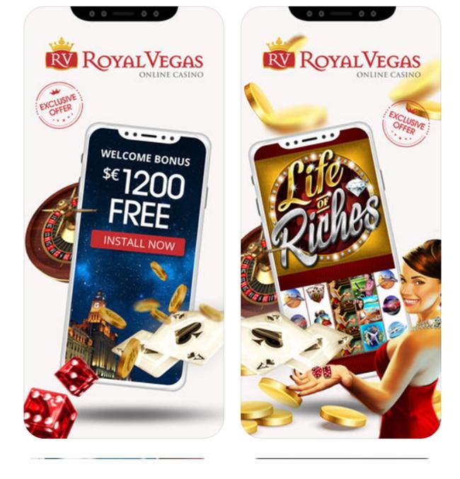 Royal Vegas Mobile