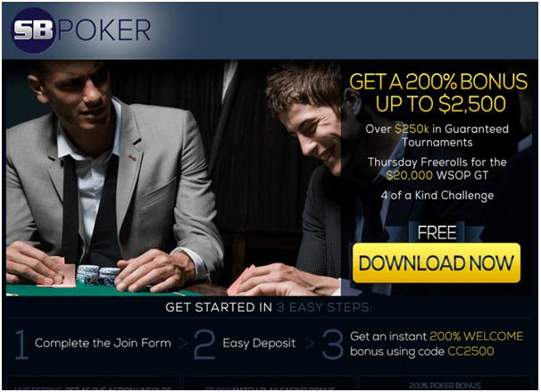 SB Poker CAD