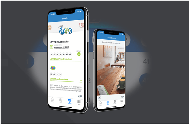 BCLC app for Canadians to buy Lotto Max tickets