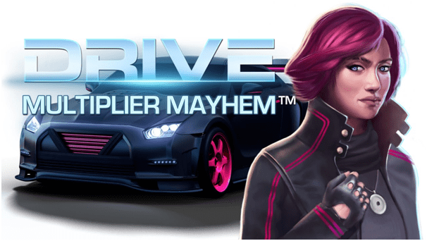 Drive Multiplier Mayhem slot