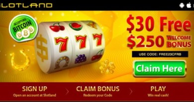 Slotland Mobile Casino for a Nice Mobile Gaming Experience