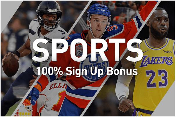 Sports bonus