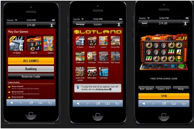 What to know about Slotland Casino App