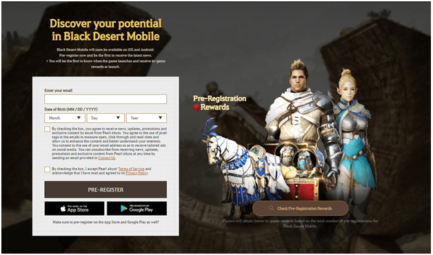 How to download the Black Desert Mobile Game on your mobile?