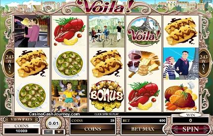 Voila Slots