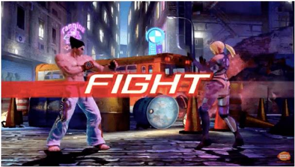 Tekken Mobile Game app