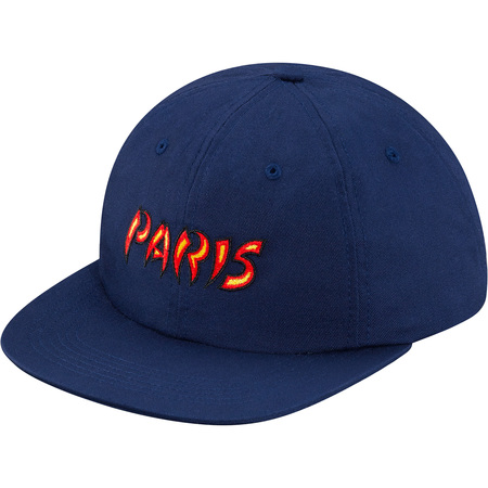 Paris 6-Panel (Navy)
