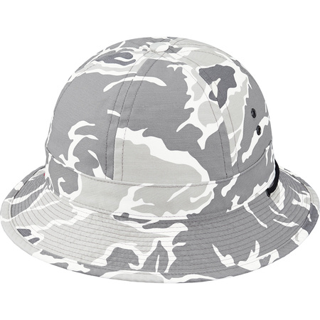 Tiger Camo Bell Hat (White Tiger Camo)