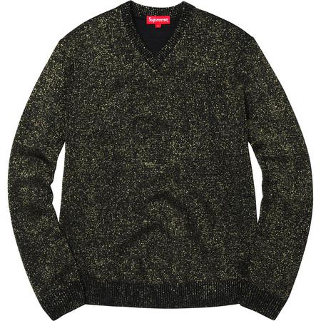 Tinsel Sweater (Black)