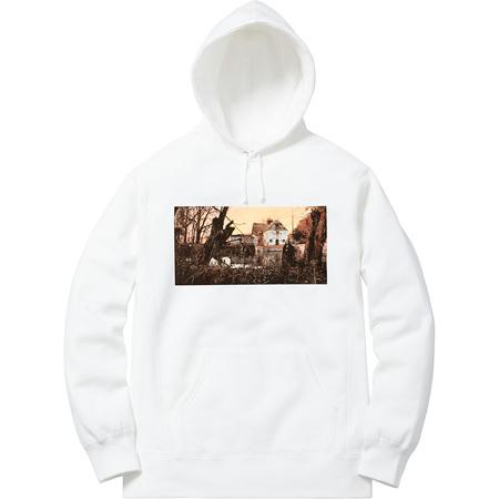 Supreme®/Black Sabbath© Hooded Sweatshirt (White)