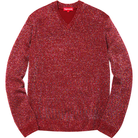 Tinsel Sweater (Red)