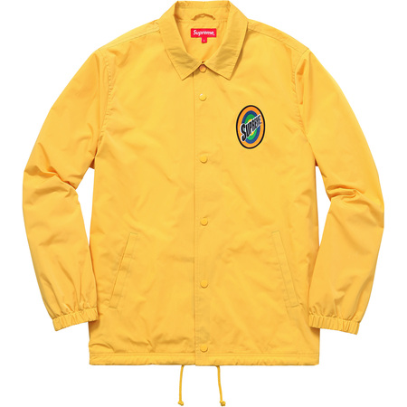 Spin Coaches Jacket (Yellow)