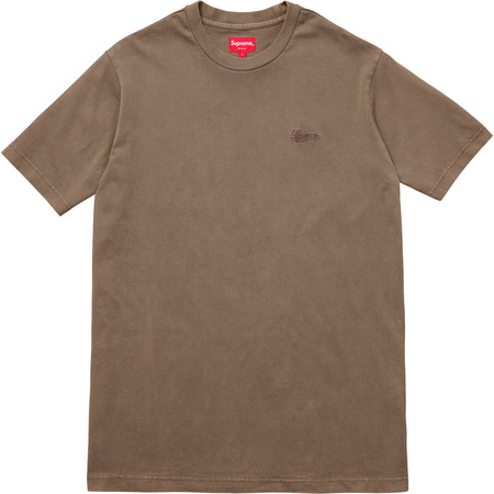 Overdyed Tee (Brown)