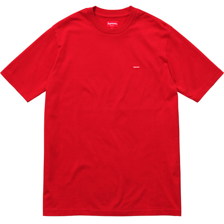 Small Box Tee (Red)