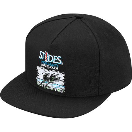 Supreme®/St. Ides® 5-Panel (Black)
