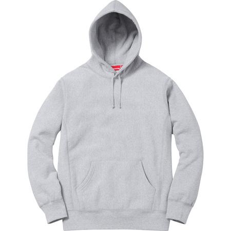Mendini Gun Hooded Sweatshirt (Heather Grey)
