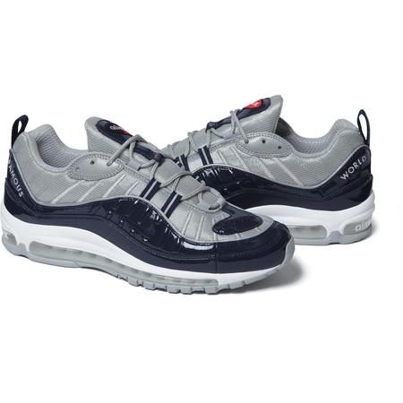 Supreme®/Nike® Air Max 98 (Navy)