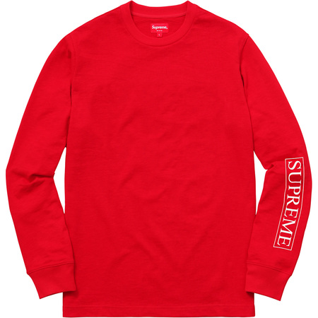 Roma L/S Top (Red)