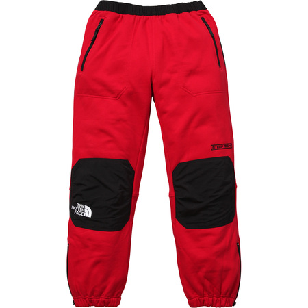 Supreme®/The North Face® Steep Tech Sweatpant (Red)