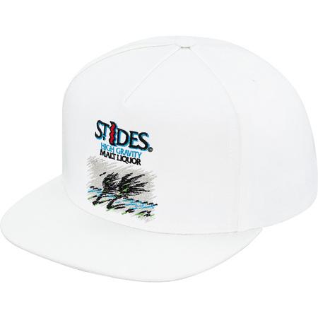 Supreme®/St. Ides® 5-Panel (White)