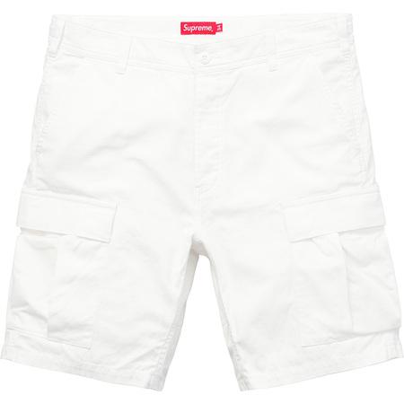 Cargo Short (White)