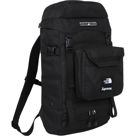 Supreme®/The North Face® Steep Tech Backpack (Black)