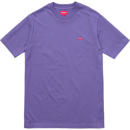 Small Box Tee (Dusty Purple)