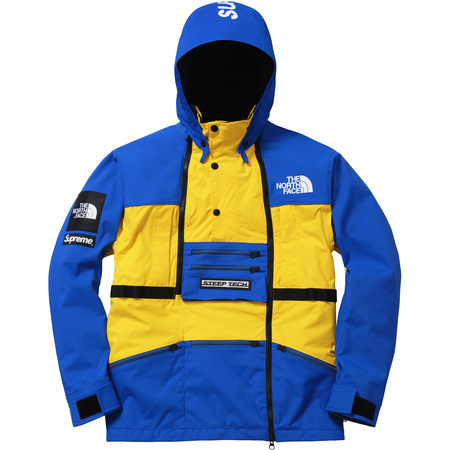 Supreme®/The North Face® Steep Tech Hooded Jacket (Royal)