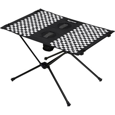 Supreme/Helinox Ultralight Table (Black)