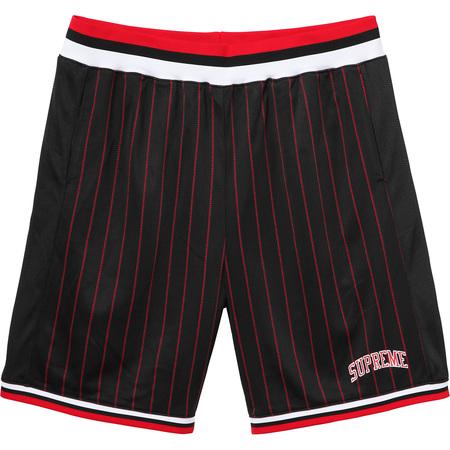 Crossover Basketball Short (Black)