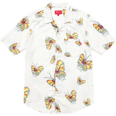Gonz Butterfly Shirt (White)