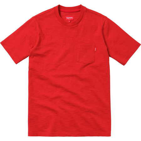 Pocket Tee (Red)