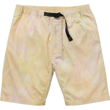 Marbled Belted Short (Yellow)