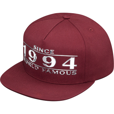 Way Back 5-Panel (Burgundy)