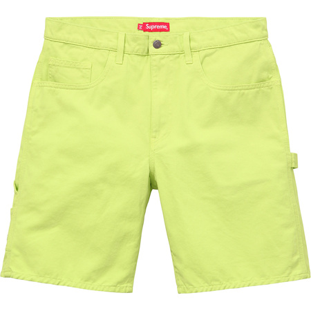 Painter Short (Bright Green)