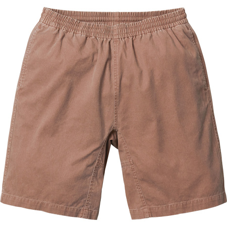 Washed Twill Short (Brown)