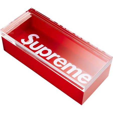 Lucite Box (Red)