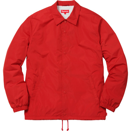Old English Coaches Jacket (Red)