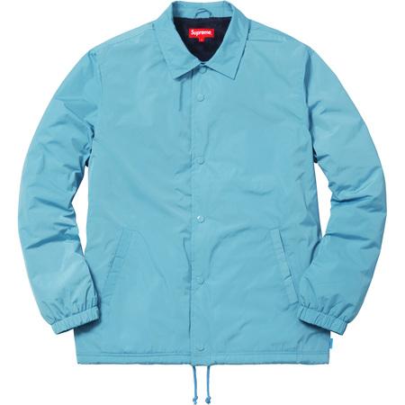 Old English Coaches Jacket (Baby Blue)