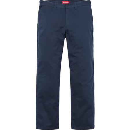 Work Pant (Navy)