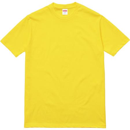Skyscraper Tee (Yellow)