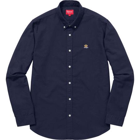 Oxford Shirt (Navy)