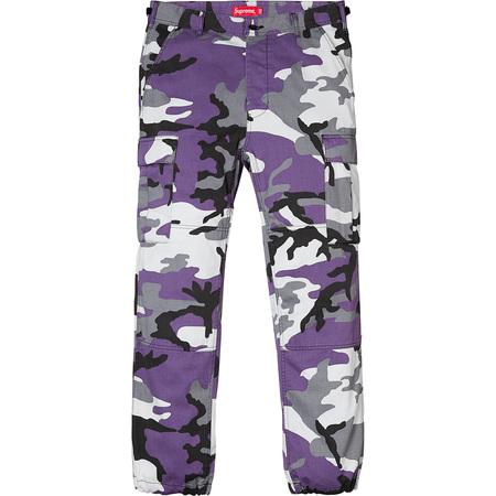 Cargo Pant (Purple Camo)