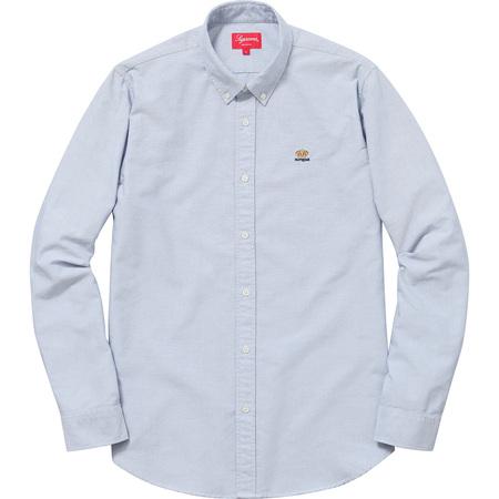 Oxford Shirt (Light Blue)