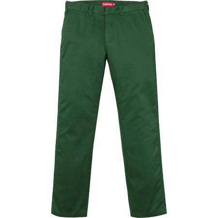 Work Pant (Green)