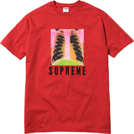 X-Ray Tee (Red)