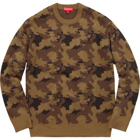 Camo Sweater (Brown Camo)