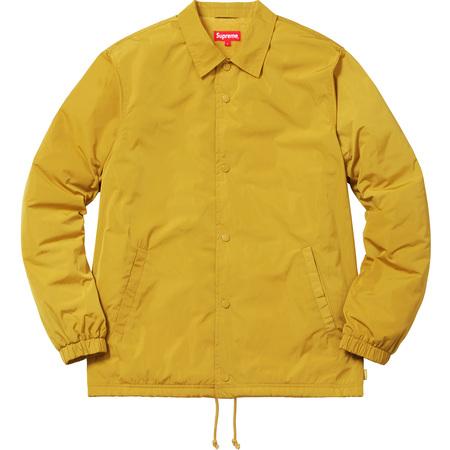 Old English Coaches Jacket (Gold)