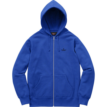 Supreme®/UNDERCOVER Generation Fuck You Zip Up Sweat (Royal)